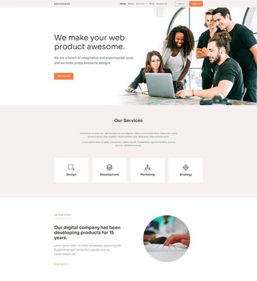 multipurpose-html-template